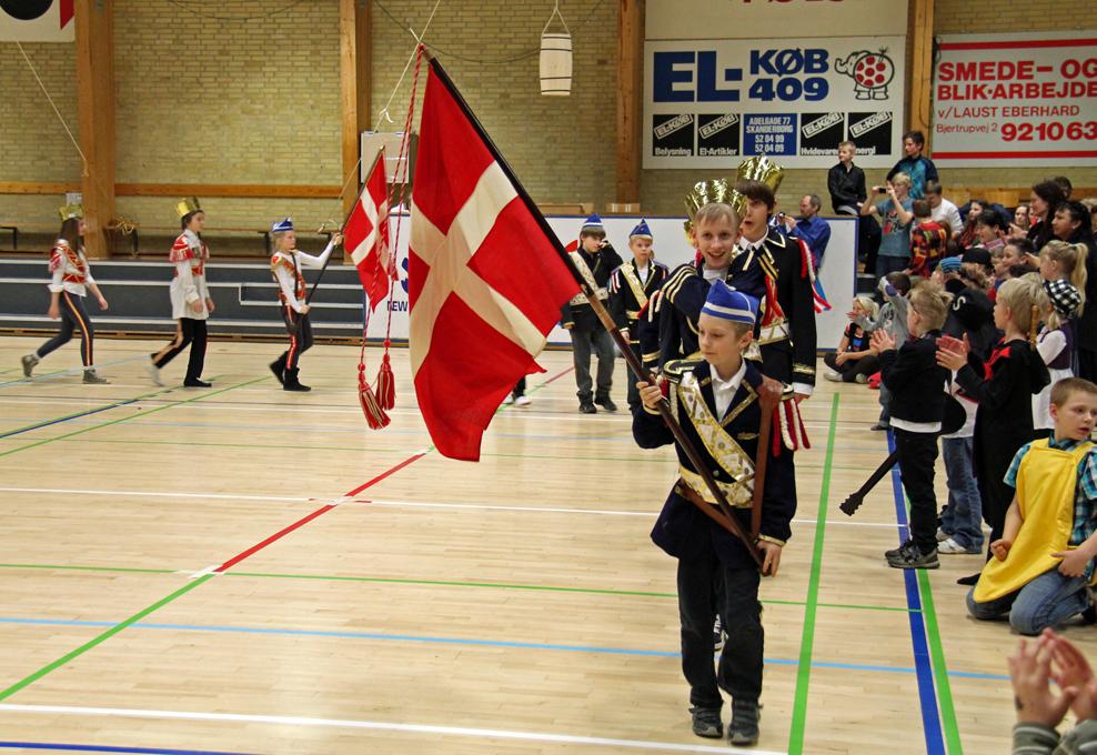 Soldaterfest Borgernes Hus 2012